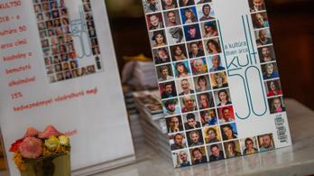 Idén is elkészült az ötven legmeghatározóbb magyar művész listája