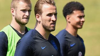 Sárba tiporta a Tottenham angol vb-játékosait az Arsenal-legenda
