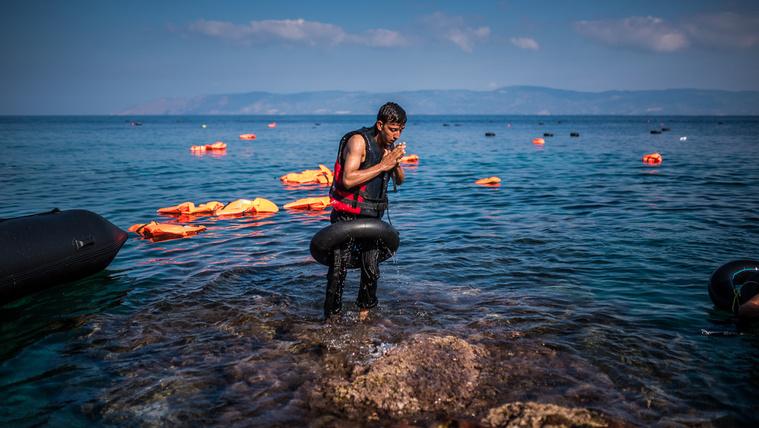 Menekültválság és anyaság a börtönben