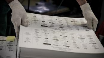 111 büntetőeljárás indult választási ajánlások hamisítása miatt