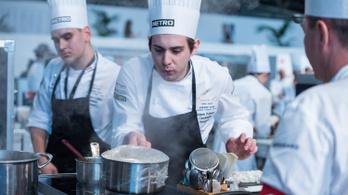 Spagettit kell főzni az idei Bocuse d'Oron