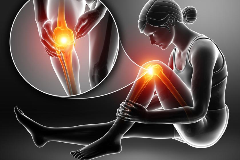 térd térdfájás fájdalom