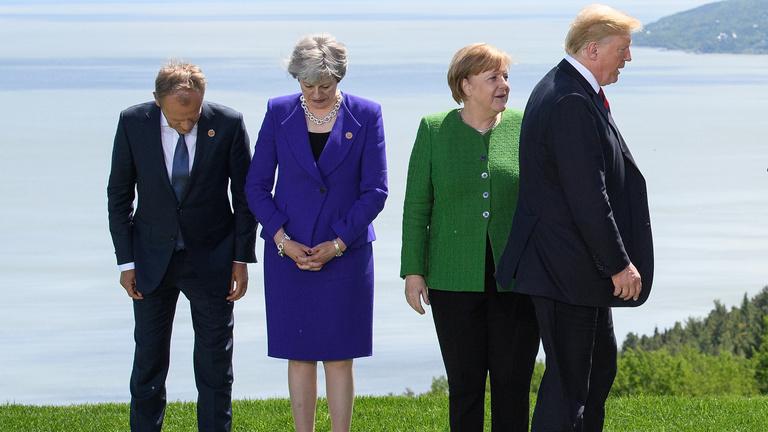 Gyakorlatilag G6 lett a G7-ből