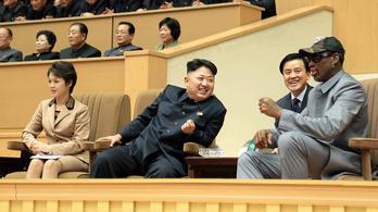 A legbalhésabb NBA-sztár hozhatta össze Trumpot és Észak-Korea diktátorát