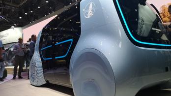 A jövő autója hűségesen követi az embert