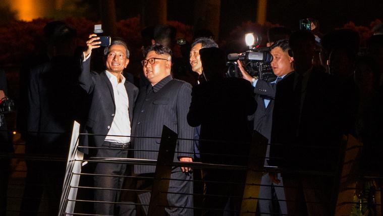 Az egész világ Trumpra és Kim Dzsongunra figyel