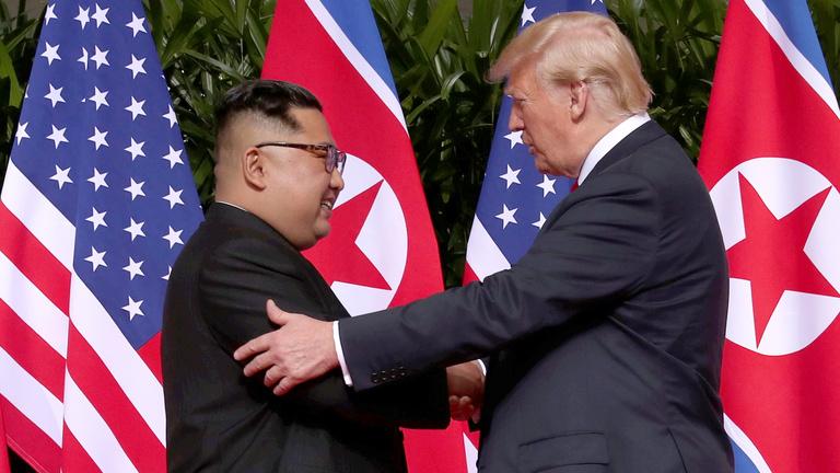 Kim Dzsongun megerősítette: a Koreai-félsziget teljes nukleáris leszerelése a célja