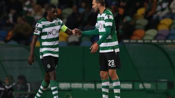 Menekülnek a Sporting játékosai, minden sztár felbontotta szerződését