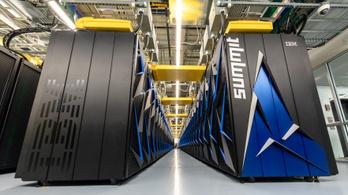 Újra amerikai a világ leggyorsabb szuperszámítógépe