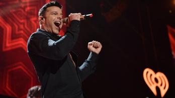 Budapesten lép fel Ricky Martin