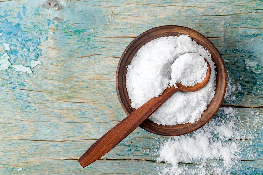 Olcsó és természetes tisztítószer: 5 dolog, amire a legjobb a só