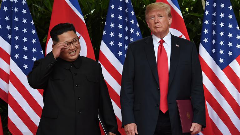 Amerika felemelte Kimet, csak semmit nem kapott cserébe
