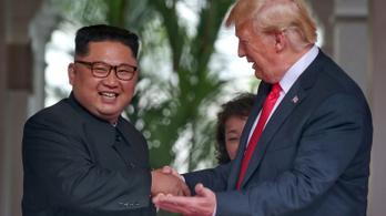 Ki volt az egyetlen nő Trump és Kim Dzsongun találkozóján?