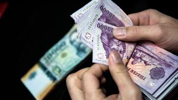 Sokkal kisebb teher a hiteltörlesztés egy átlagos fizetésből, mint pár éve