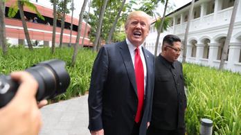Trump egy sor dologban csak szóban állapodott meg Kim Dzsongunnal