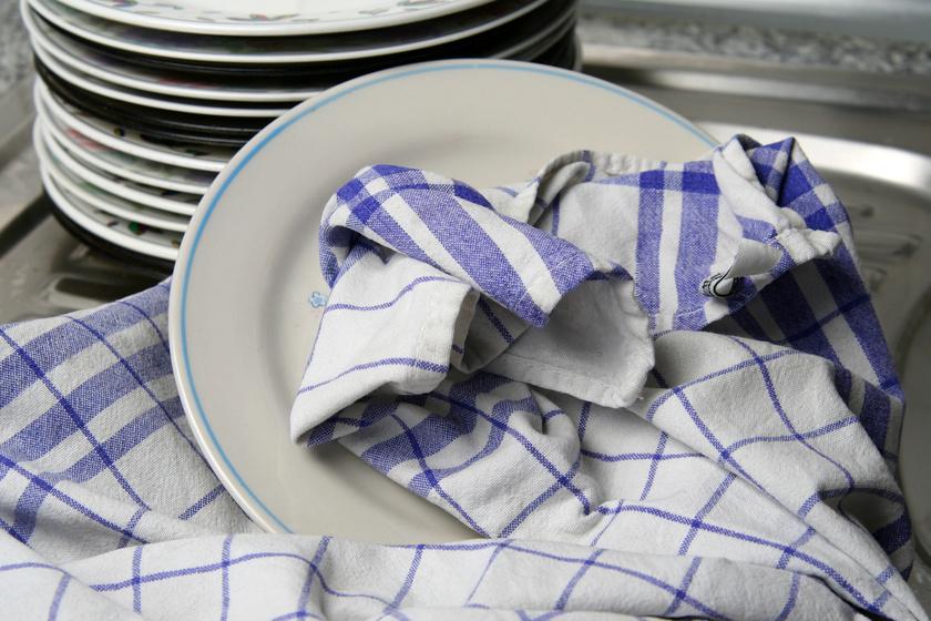Milyen gyakran kell konyharuhát mosni? A kutatók elmondták a minimumot