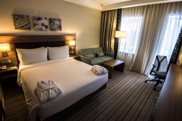 Franciaország: Hilton Garden Inn Moscow New Riga