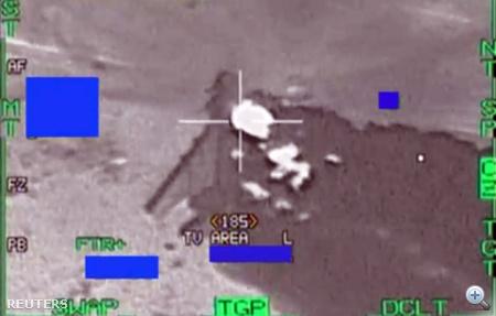 Egy Belga F-16-os harci felvétele