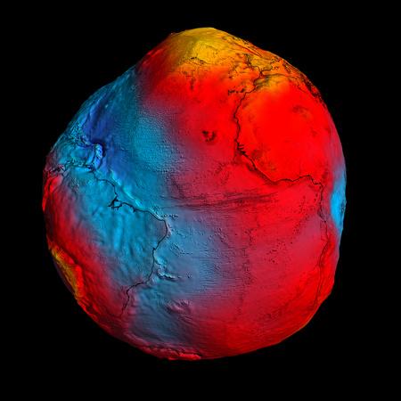 Krumpli (Kép: ESA/HPF/DLR)