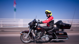 Harley Davidson Electra Glide Classic - 2011