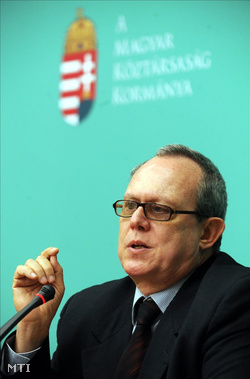 Frank La Rue, az ENSZ Emberi Jogi Főbiztosságának (HCHR) a véleménynyilvánítás szabadságának elősegítéséért és védelméért felelős különmegbízottja