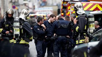 Véget ért a párizsi túszdráma