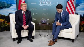 Bocsánatot kért a kanadai miniszterelnöktől Trump tanácsadója