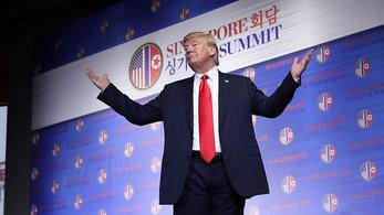 Készületlenül érte Amerika szövetségeseit Trump egyik legfontosabb bejelentése