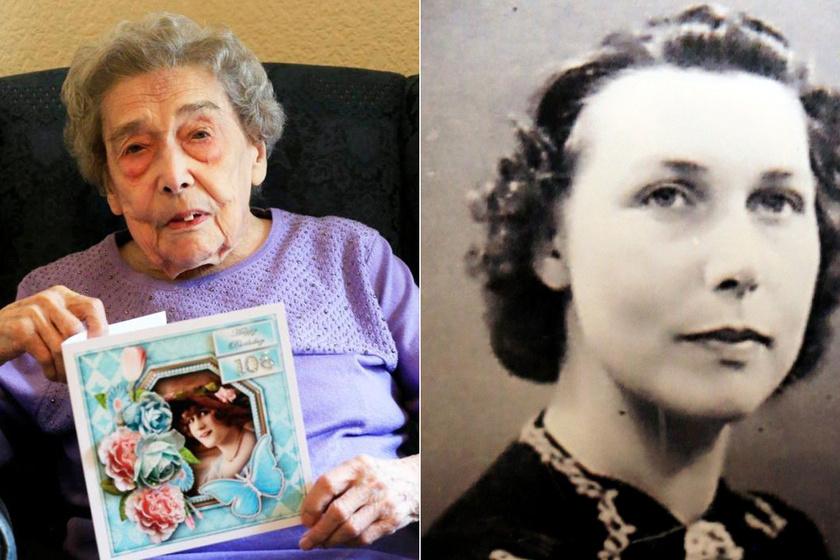 Megkérdezték a 106 éves nénit, mi a hosszú élet titka: mindenki ledöbbent a válaszán