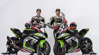Feszkó van a világ legjobb Superbike-csapatában