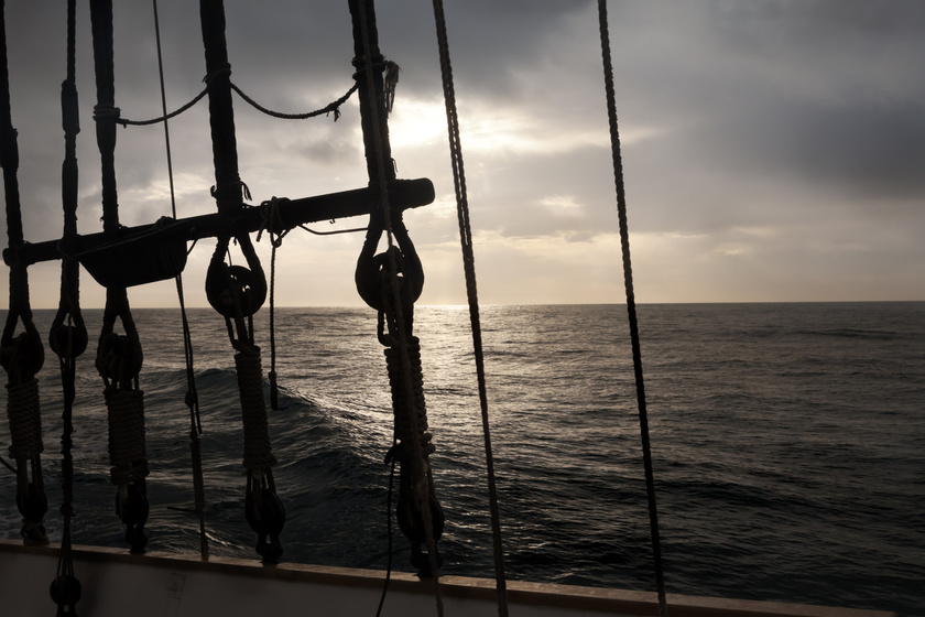 szellem hajó tenger (2)