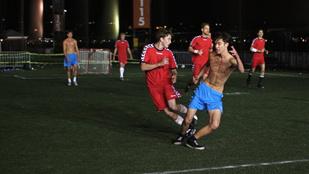 Ilyen lenne egy foci vb, ha csak modellek játszanának