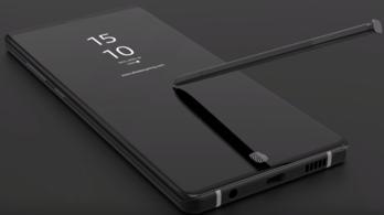 Bivalyerős lesz a Galaxy Note 9