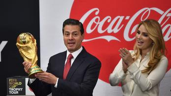 USA, Mexikó és Kanada rendezi együtt a 2026-os vb-t
