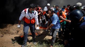 Háborús bűnökkel vádolják Izraelt