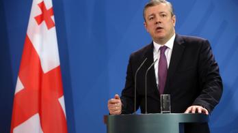 Lemondott a grúz miniszterelnök