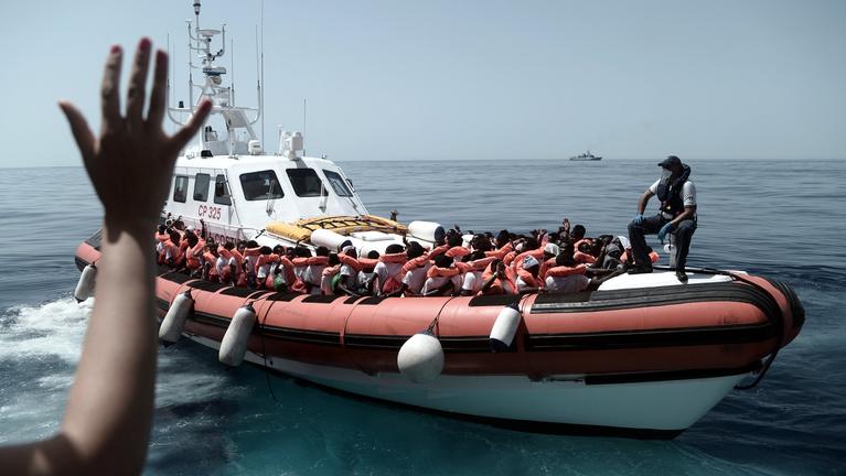 Hogy lehet az, hogy csak Olaszország felelős a migránsok fogadásáért?