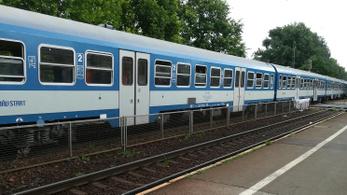 17 éves lányt gázolt halálra a vonat Gödön