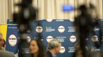 Felfedte magát a maffiaveszély miatt arctalanul kampányoló olasz politikus