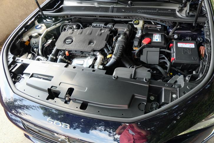 Ez itt a jó kis dízelmotor