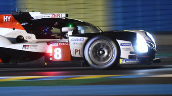 Alonsóék nyerték az első Le Mans-i időmérőt