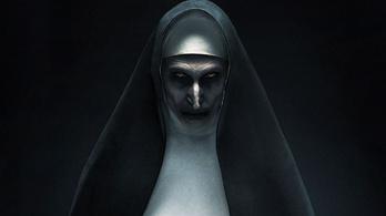 Rémisztő apácával könnyű riogatni