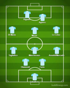 Így férhetne pályára egyszerre Higuaín, Agüero és Messi is, de erre kicsi az esély