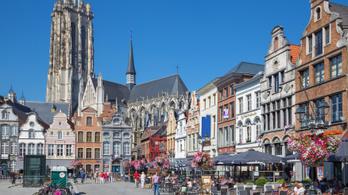 Orbán Viktor elmehetne ebbe a muszlimok lakta belga kisvárosba