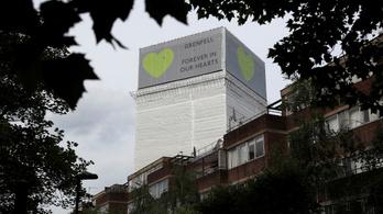 Egy éve égett ki a londoni Grenfell Tower
