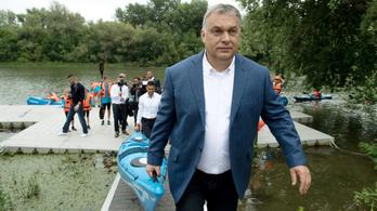 Orbán: A sportberuházások növelik a hazaszeretetet