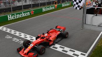 F1: automatára cserélnék a kockás zászlót