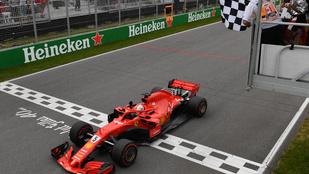 Lépett az F1, nem lesz többé kockás zászlós fiaskó