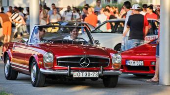 Szép autókat keresünk a Múzeumok Éjszakájára!