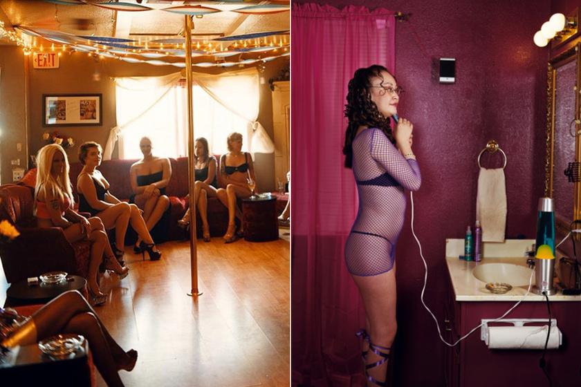 Ilyen a prostituáltak élete a valóságban: egy férfi 5 éven keresztül fotózta őket